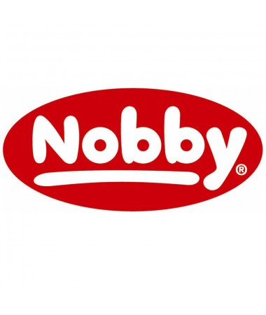 NOBBY Comfortbed RECHTHOEK GRIJS GROOT