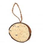 Gevulde kokosnoot (half)